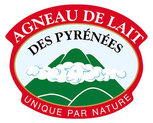 logo agneau de lait des Pyrénées