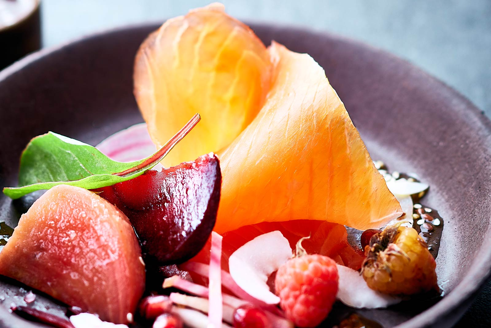 saumon labeyrie fine foods