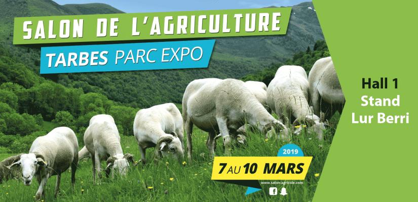 Salon de l'Agriculture de Tarbes 2019