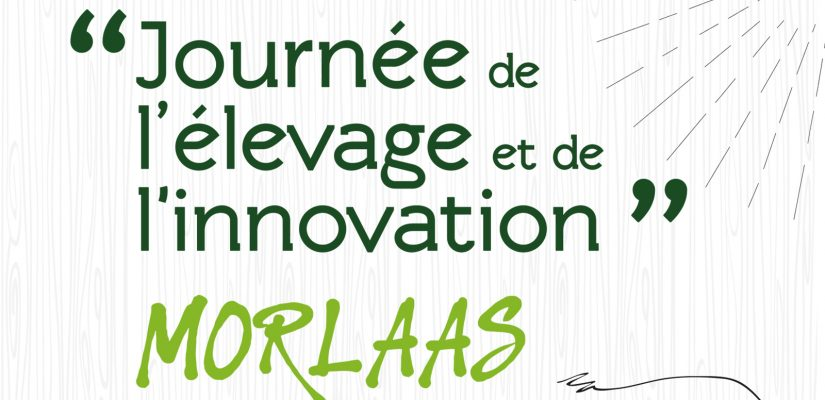 Journée de l'élevage et de l'innovation Morlaàs