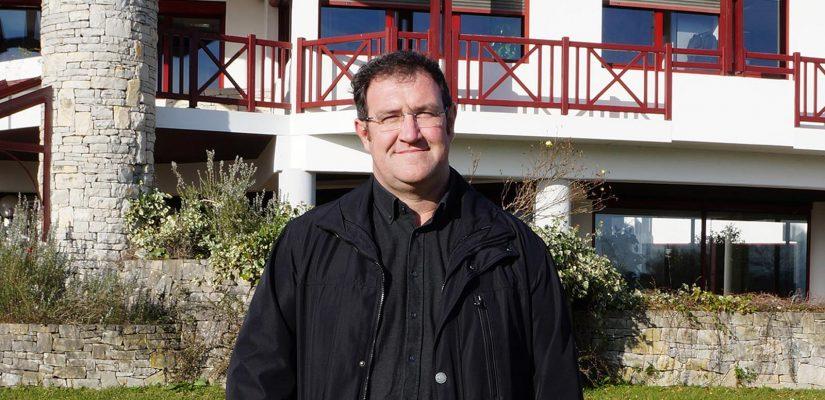 Nouveau Président Eric Narbais-Jaureguy