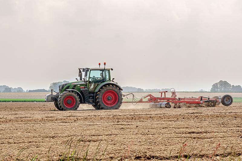 Pragmatisme de nos approches - Tracteur