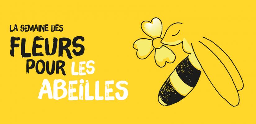 La Semaine des fleurs pour les abeilles