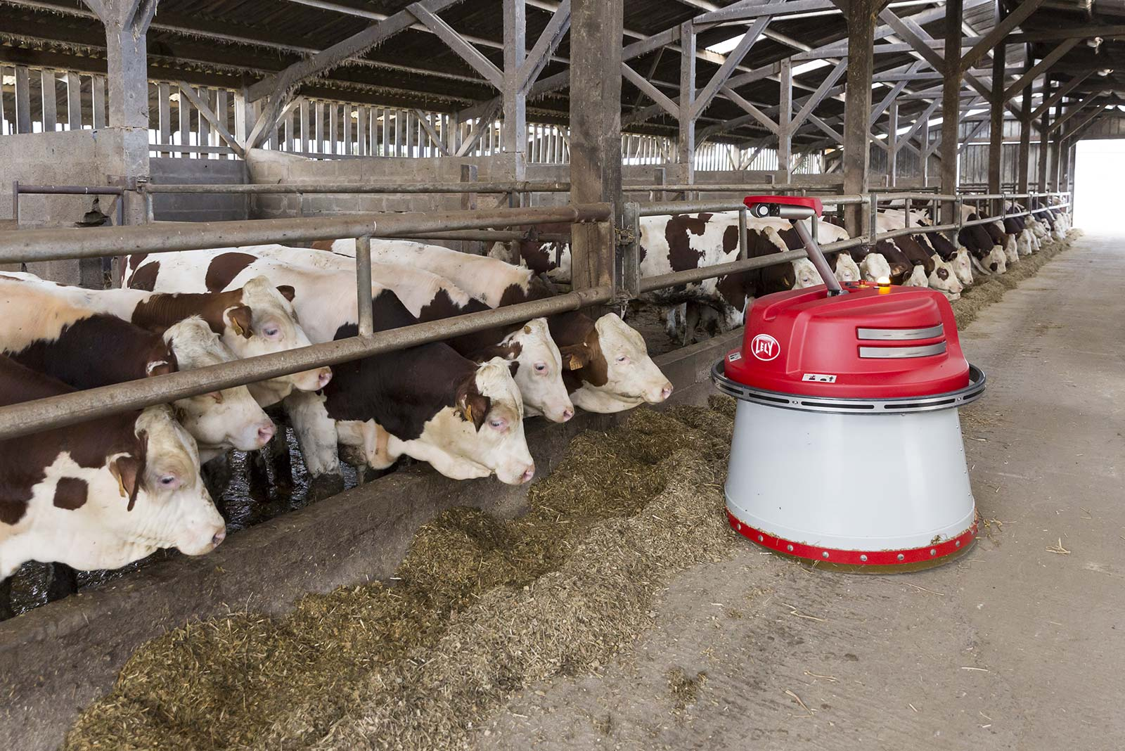 Lely Repousse fourrage